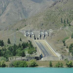 Benmore-Dam